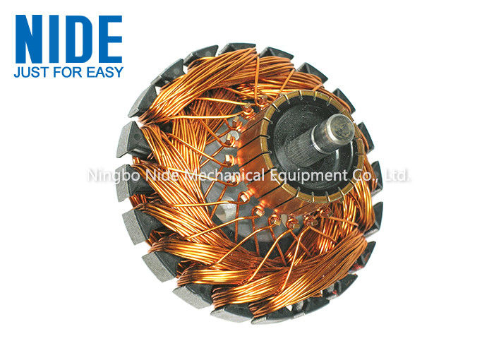Rotor Copper Wire Armature Coil Equipment Weight 1180kg Three Phase Ac380v