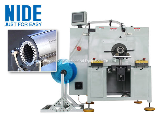Automatic Paper Insertion Machine Deep Water Pump Motor Stator Slot Insulation