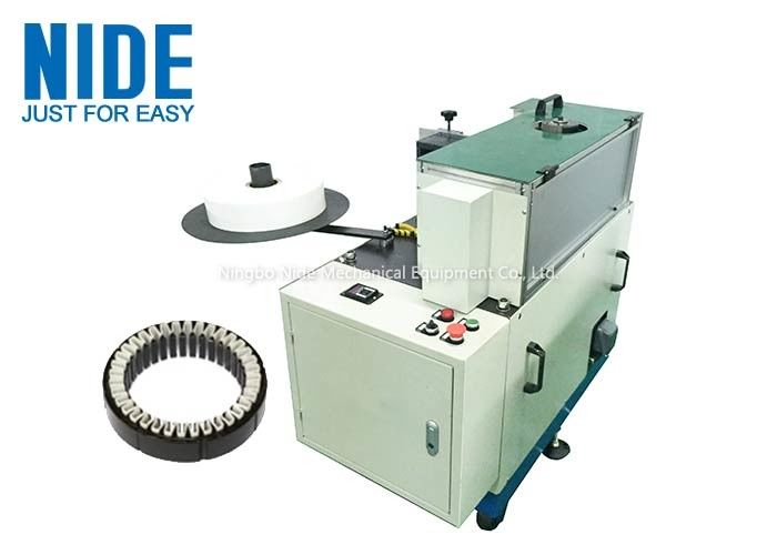 Stator Insulation Paper Inserting Machine Automatic Insertion Machine Economic Type
