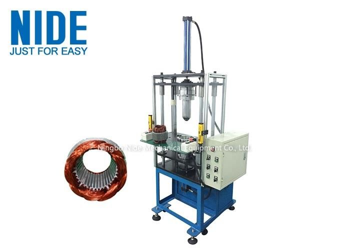 Economic Type Coil Forming Machine Induction Motor Stator Forming Machine