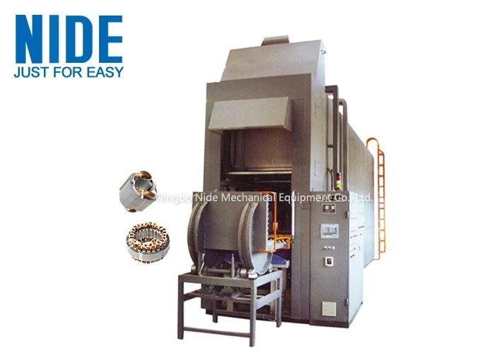 Automatic Stator Varnish Dipping Machinery for stator insulation treatment