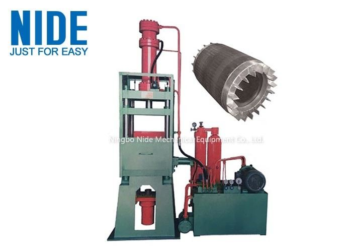 PLC Rotor Automatic Aluminium Die Casting Machine With Water Cooling System